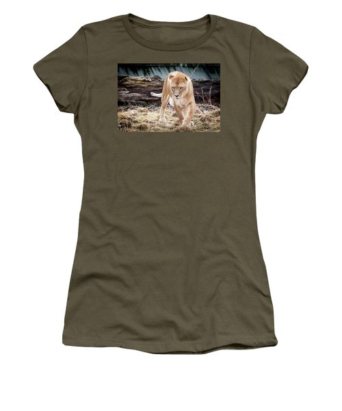 Lion Eyes Women's T-Shirt