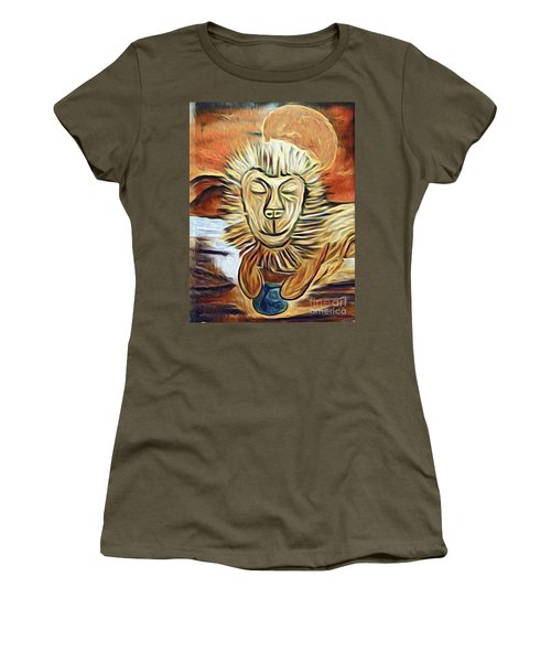 Lion Of Judah II Women's T-Shirt
