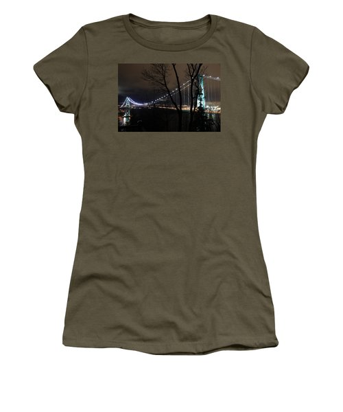 Lions Gate Bridge Women's T-Shirt