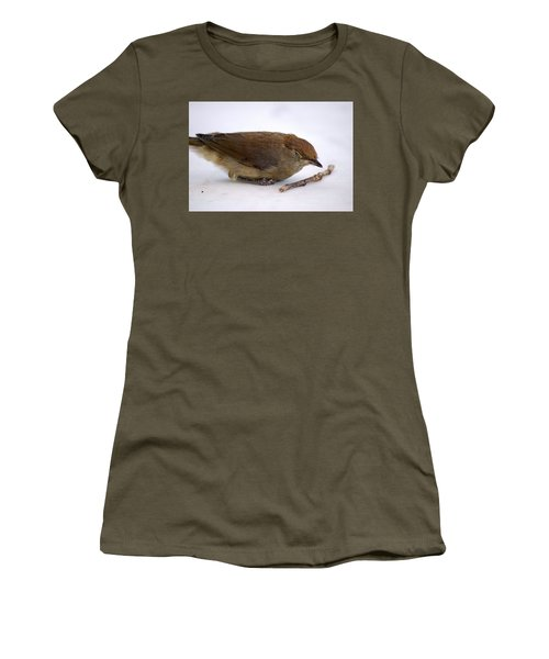 Little Bird  Women's T-Shirt (Athletic Fit)