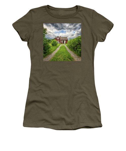 Little House On The Prairie Women's T-Shirt