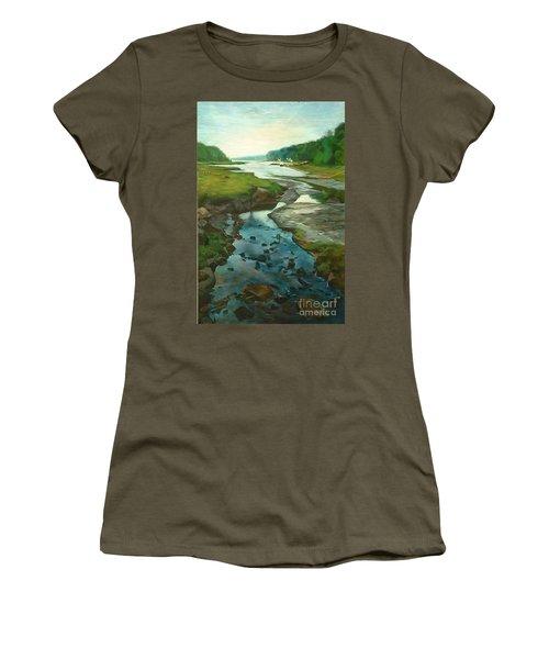 Little River Gloucester Women's T-Shirt (Athletic Fit)