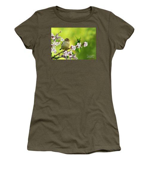 Little Sparrow Women's T-Shirt (Athletic Fit)