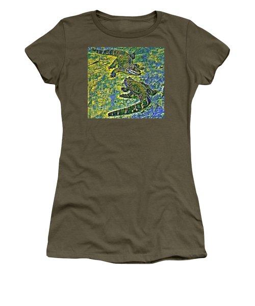 Living Fossils  Women's T-Shirt