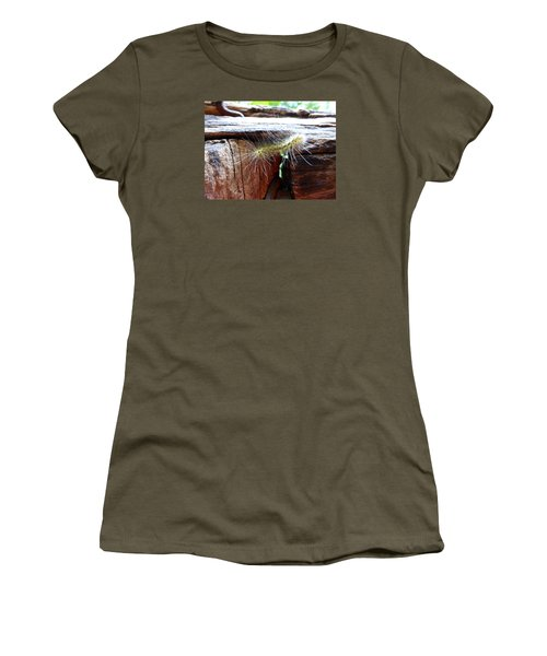 Living In The Moment Women's T-Shirt
