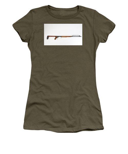 Ljutic Space Rifle Women's T-Shirt