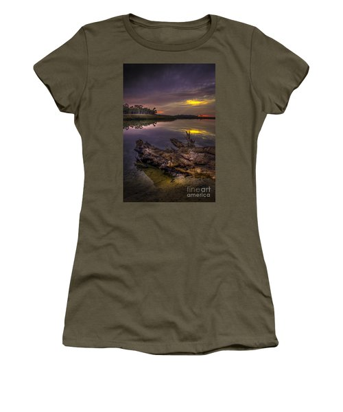 Logging Out Women's T-Shirt