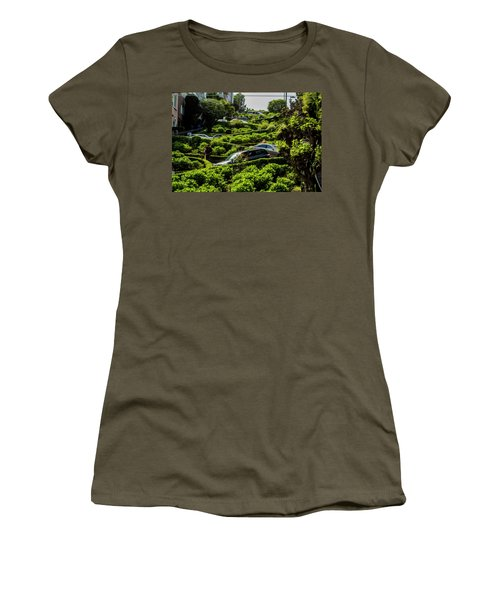 Lombard Street Women's T-Shirt