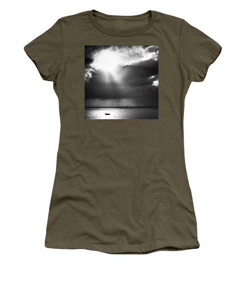 Lonely At Sea Women's T-Shirt