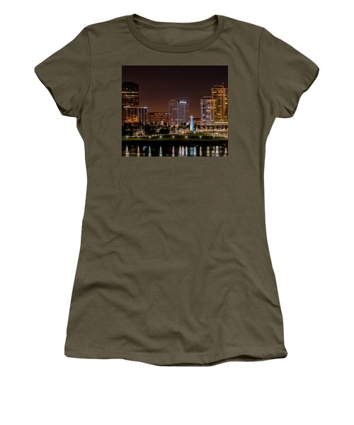 Long Beach A Chip In Time Color Women's T-Shirt