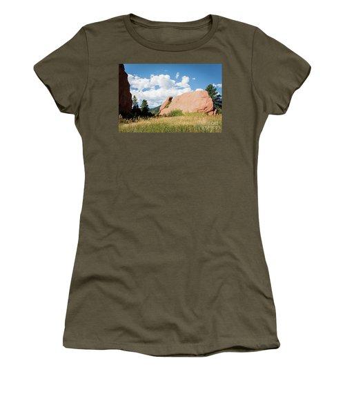 Long Ears Women's T-Shirt (Athletic Fit)