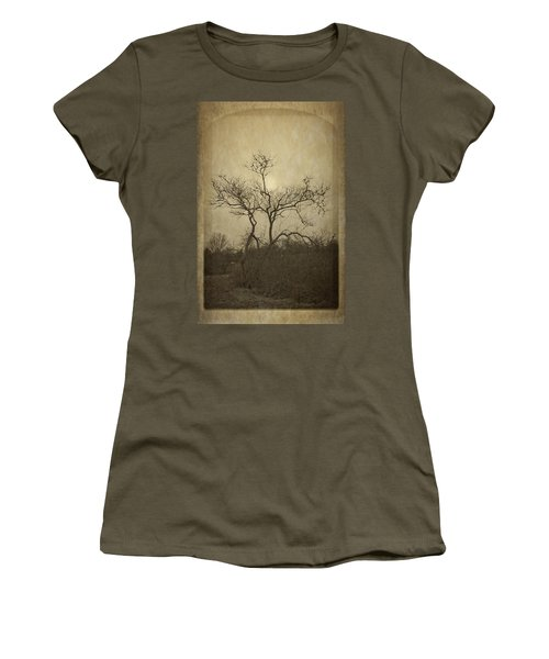 Long Pasture Wildlife Perserve. Women's T-Shirt