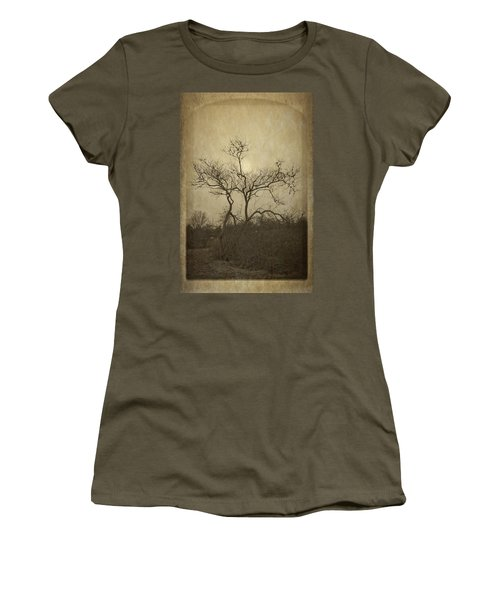 Long Pasture Wildlife Perserve. Women's T-Shirt (Athletic Fit)