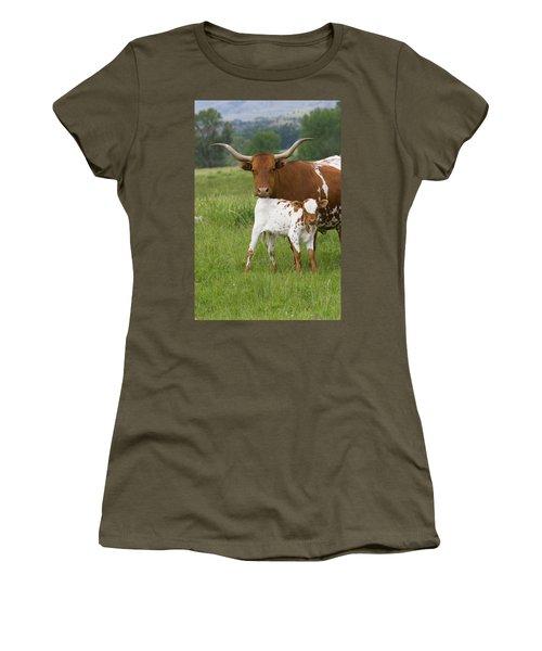 Longhorns Women's T-Shirt