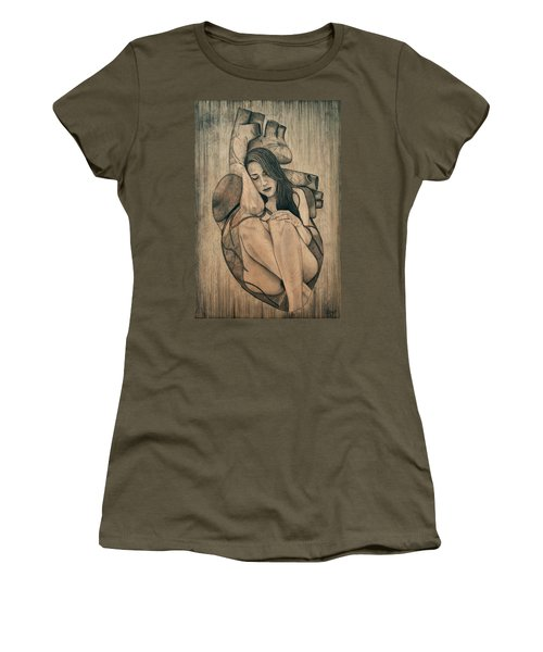 Longing For You Women's T-Shirt (Athletic Fit)