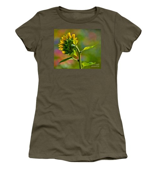 Looking For The Sun Women's T-Shirt
