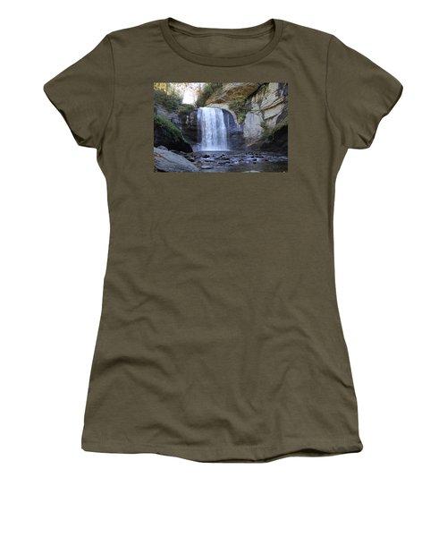 Looking Glass Falls Women's T-Shirt
