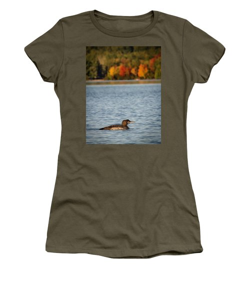 Loon Chick Women's T-Shirt