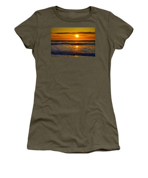 Lost Coast Sunset Women's T-Shirt