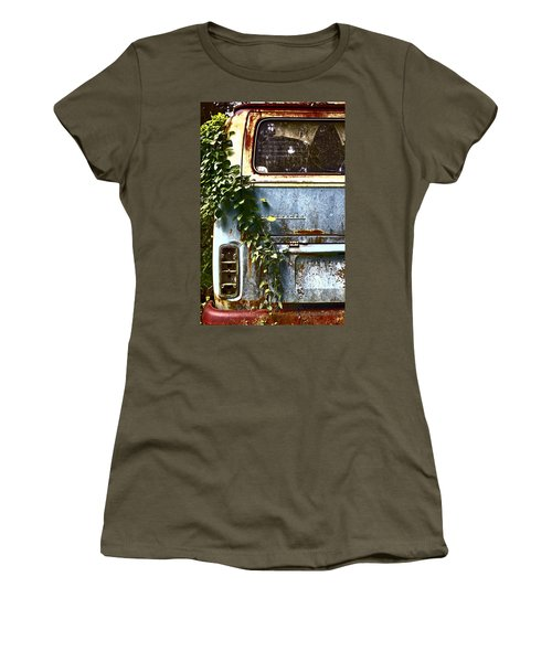 Lost In Time Women's T-Shirt