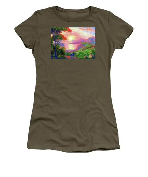 Love Is Sharing The Journey Women's T-Shirt