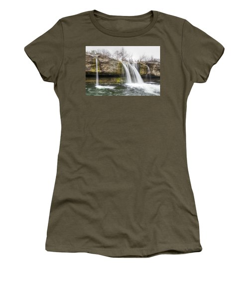 Lower Mckinney Falls Women's T-Shirt