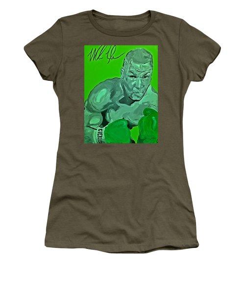 Lucky Charm Women's T-Shirt (Junior Cut) by Miriam Moran