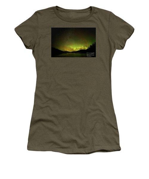 Lumiere Des Cieux Women's T-Shirt (Athletic Fit)