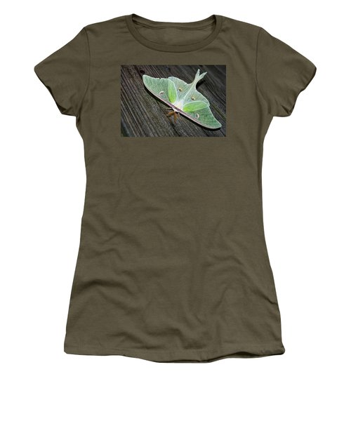 Luna Moth Women's T-Shirt