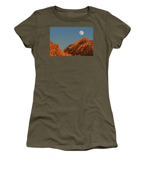 Lunar Sunset Women's T-Shirt