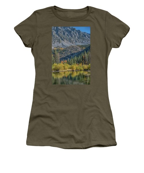 Lundy Canyon Women's T-Shirt (Athletic Fit)