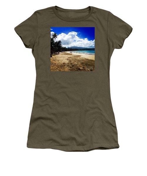 Luquillo Beach, Puerto Rico Women's T-Shirt