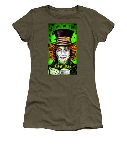Mad Hatter Women's T-Shirt