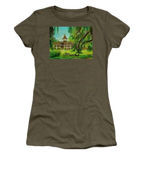 Magnolia Plantation Women's T-Shirt