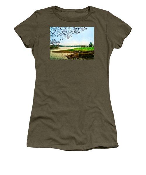 Maine Fog  Women's T-Shirt