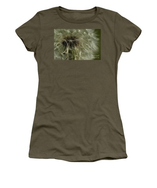 Women's T-Shirt (Junior Cut) featuring the photograph Make A Wish by JT Lewis