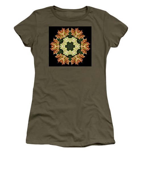 Mandala Autumn Star Women's T-Shirt