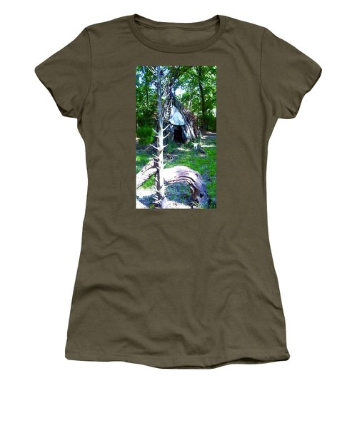 Many Journies Women's T-Shirt (Athletic Fit)