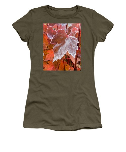 Maple Frost  Women's T-Shirt