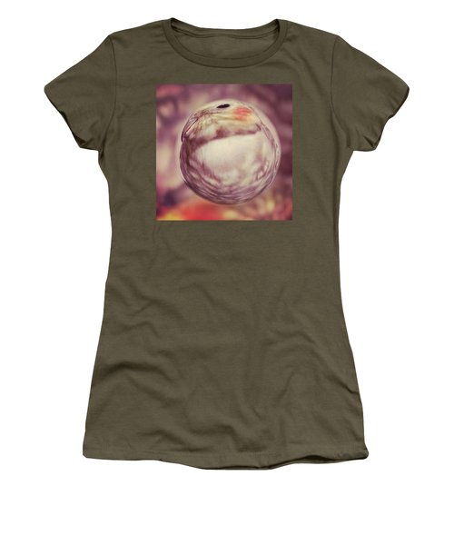 Lovely Little Lilly Tiel Marble Women's T-Shirt