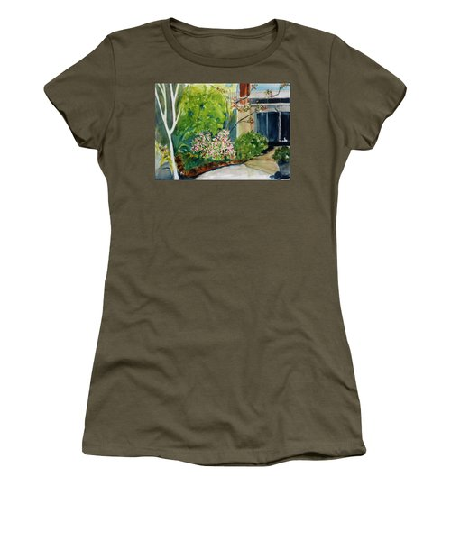 Marin Art And Garden Center Women's T-Shirt (Athletic Fit)