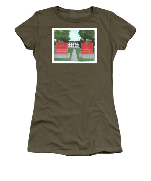 Marine Forces Europe And Marine Forces Africa Women's T-Shirt