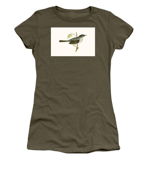 Marmora's Warbler Women's T-Shirt (Athletic Fit)