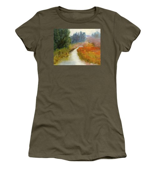Marshes Of New England Women's T-Shirt