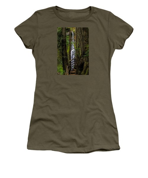 Mary Mere Women's T-Shirt (Junior Cut) by Alana Thrower
