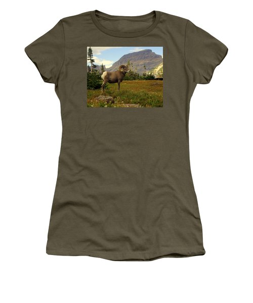 Master Of His Domain Women's T-Shirt