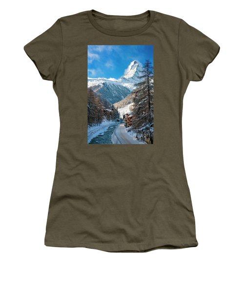 Matterhorn  Women's T-Shirt