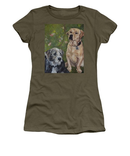 Max And Molly Women's T-Shirt (Athletic Fit)