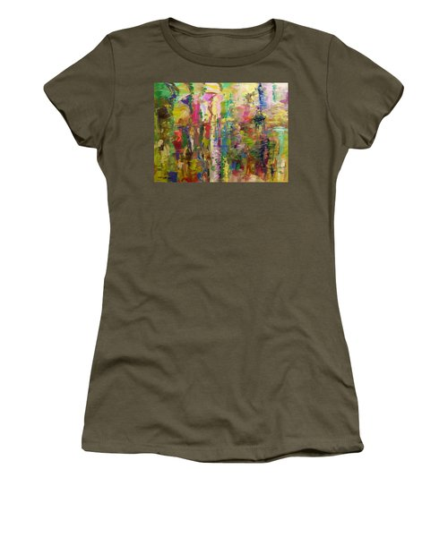 May Reflections Women's T-Shirt (Athletic Fit)