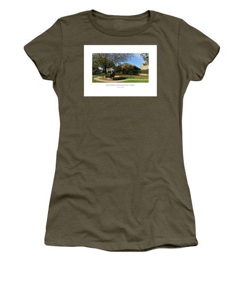 Mcindoe Statue Women's T-Shirt
